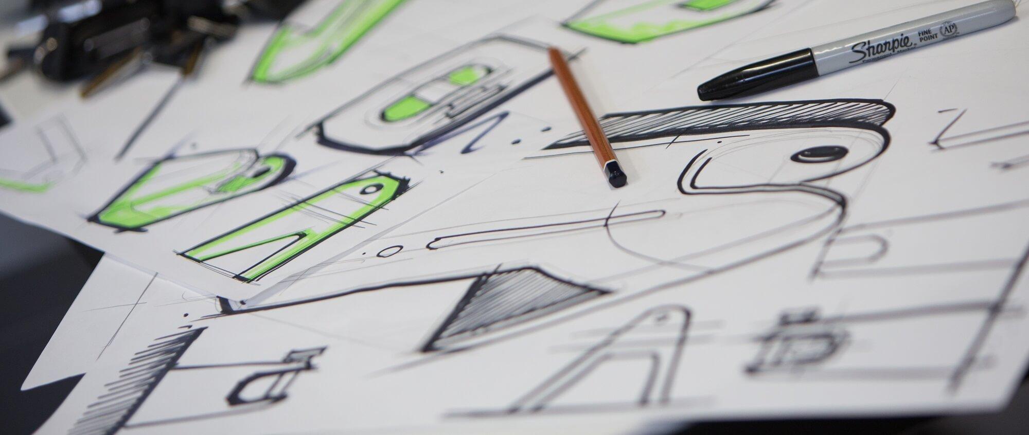 airlok-sketches