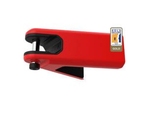 Airlok Red Lockable Bicycle storage hanger