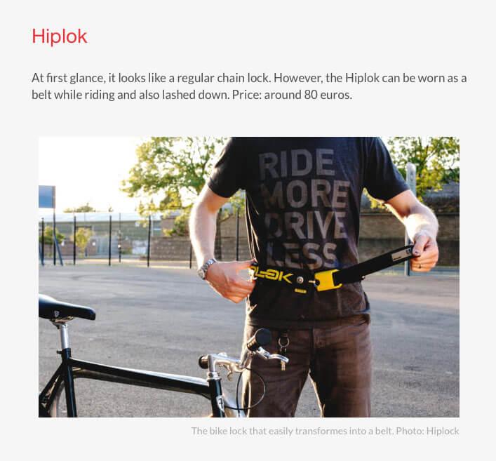 bike citizens hiplok