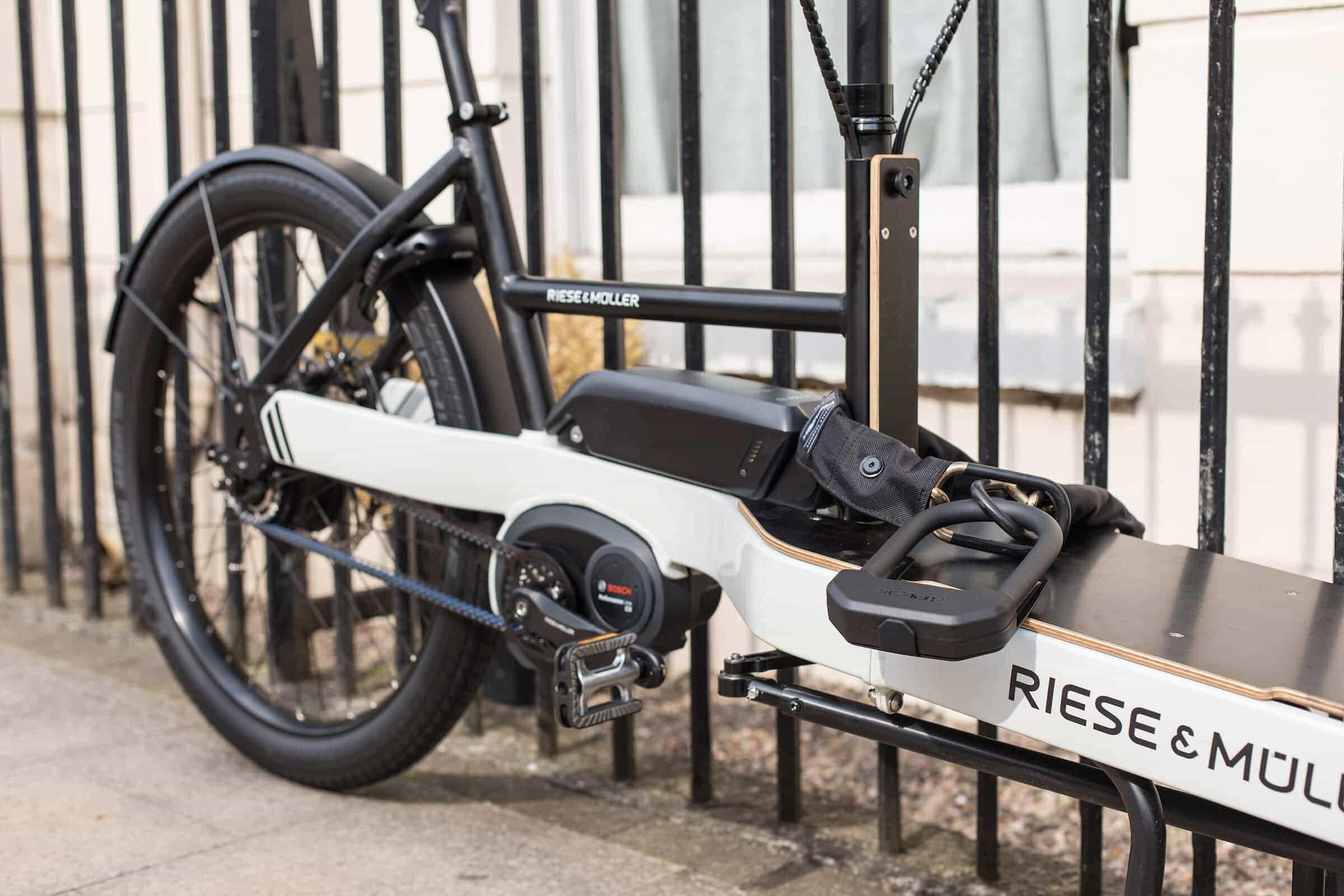 E-DX Utility Bike Lock - Hiplok