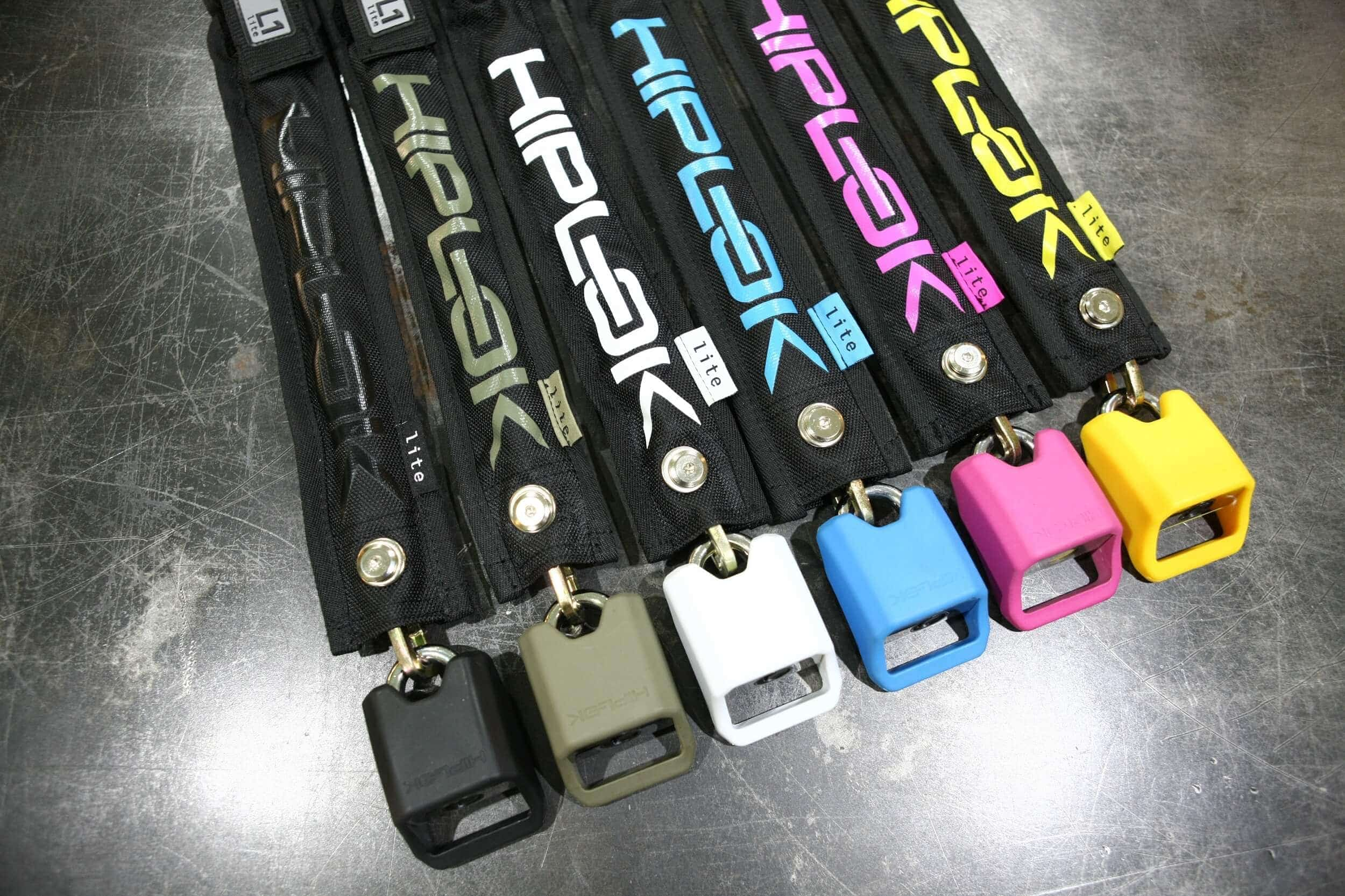 Hiplok LITE Wearable Chain Bike Lock