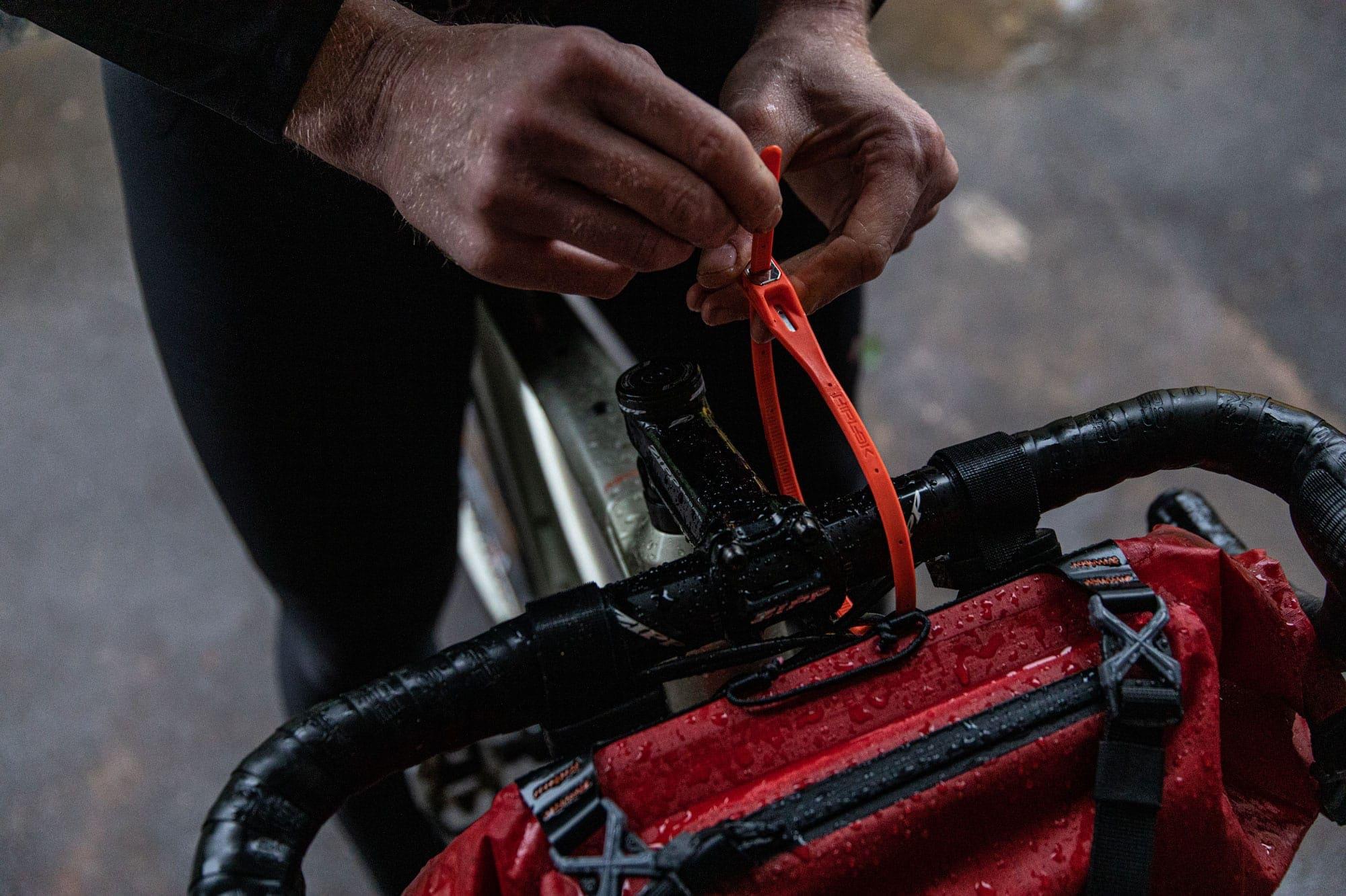 Z LOK bikepacking