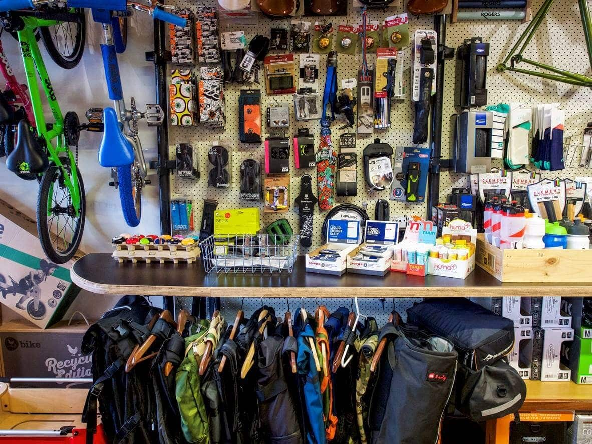 Store Of The Month: TREADLY BIKE SHOP