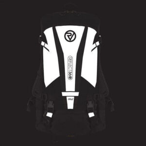 Reflect 360 explorer reflective backpack for cycling