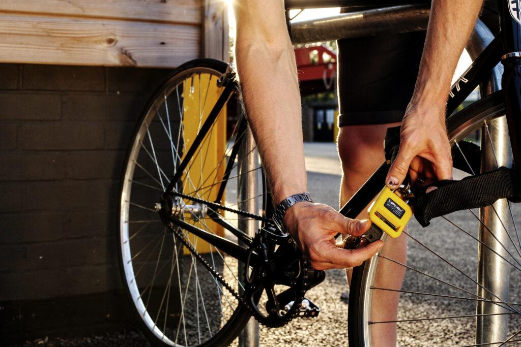 Hiplok LITE bike lock
