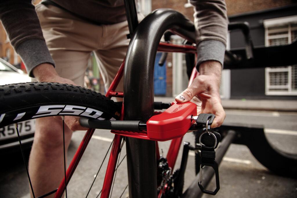 Bike Security Hiplok DX bike lock